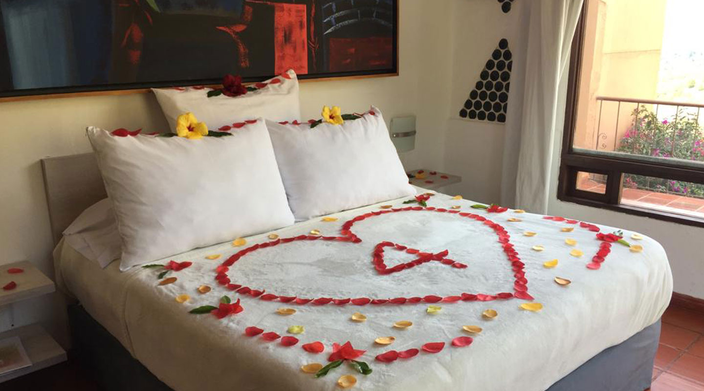 Plan romántico suites arcoiris Villa de Leyva