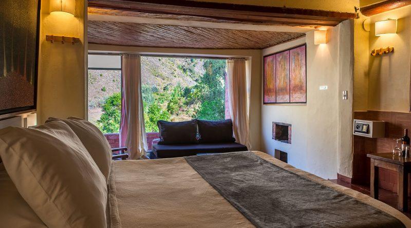 Suites Arcoiris - Suite Cielo Azul - Villa de Leyva