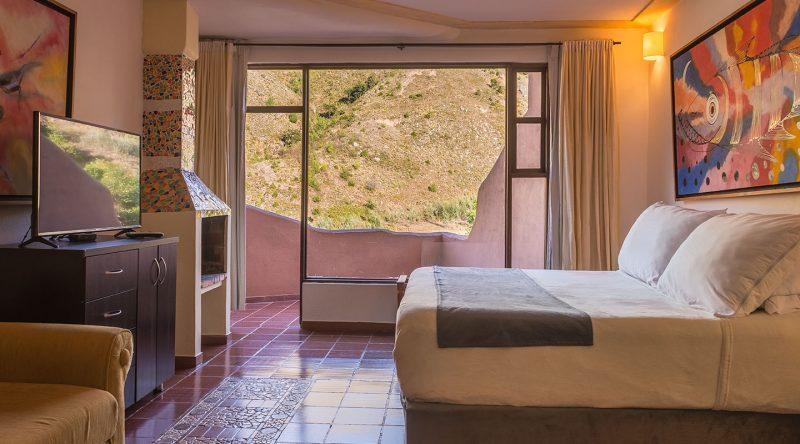 Suites Arcoiris - Suite Madona - Villa de Leyva