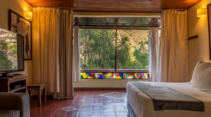 Suites Arcoiris - Suite Miel y Café - Villa de Leyva