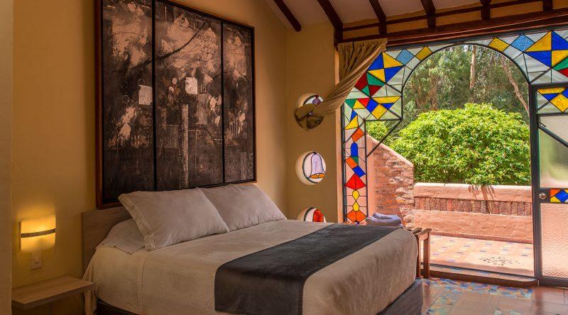 Suites Arcoiris - Suite Pedacito de Cielo - Villa de Leyva