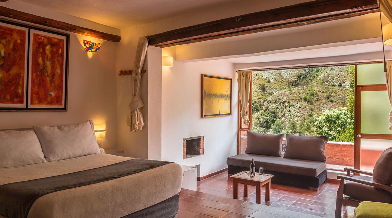 Suites Arcoiris - Suite Romeo y Julieta - Villa de Leyva